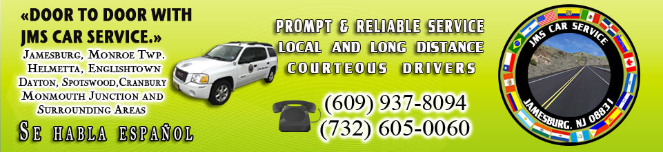 Welcome to JMS Car Service - Jamesburg New Jersey
